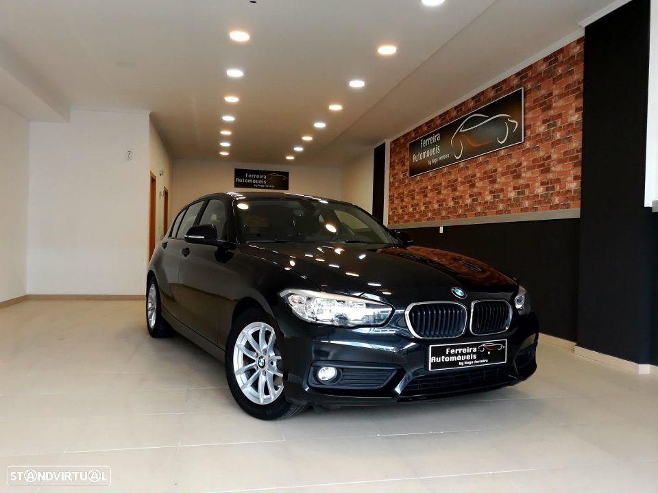 BMW 116 d EfficientDynamics - 19