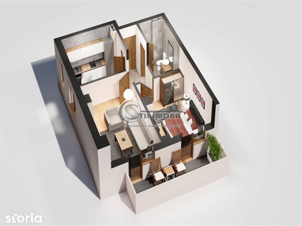 Apartament de vanzare, Iași (judet), Strada Han Tătar - Foto 1