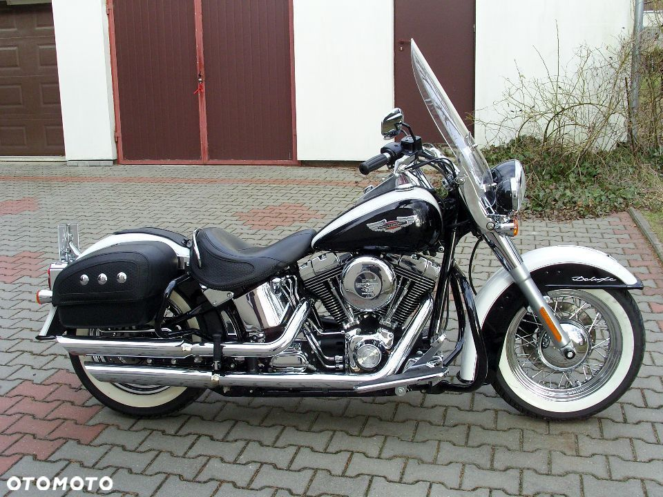Harley-Davidson Heritage Harley Davidson Heritage Softail DeLuxe 2005 - 1