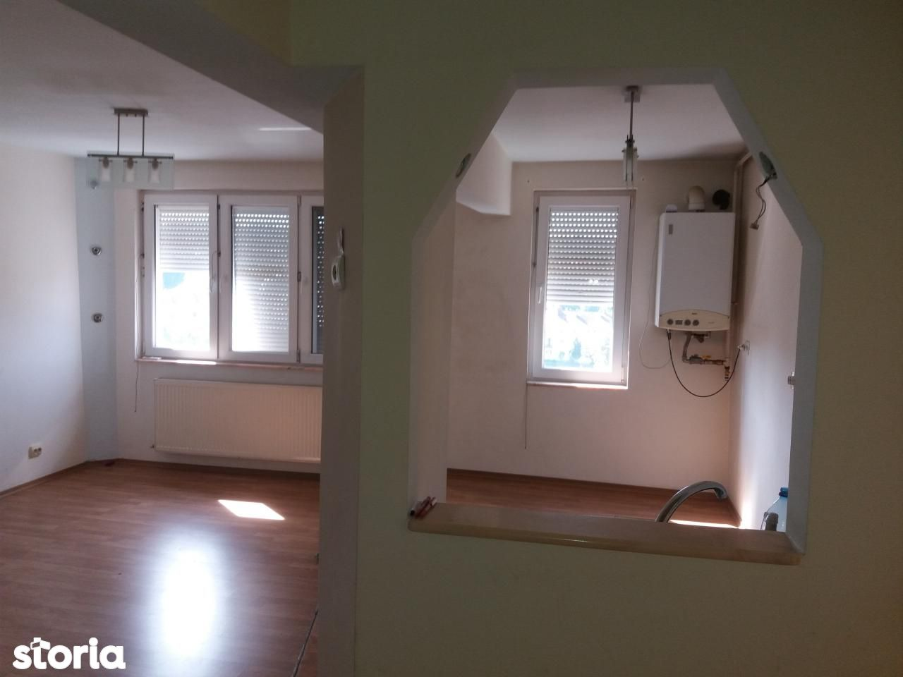 Apartament de inchiriat, Hunedoara (judet), Hunedoara - Foto 2