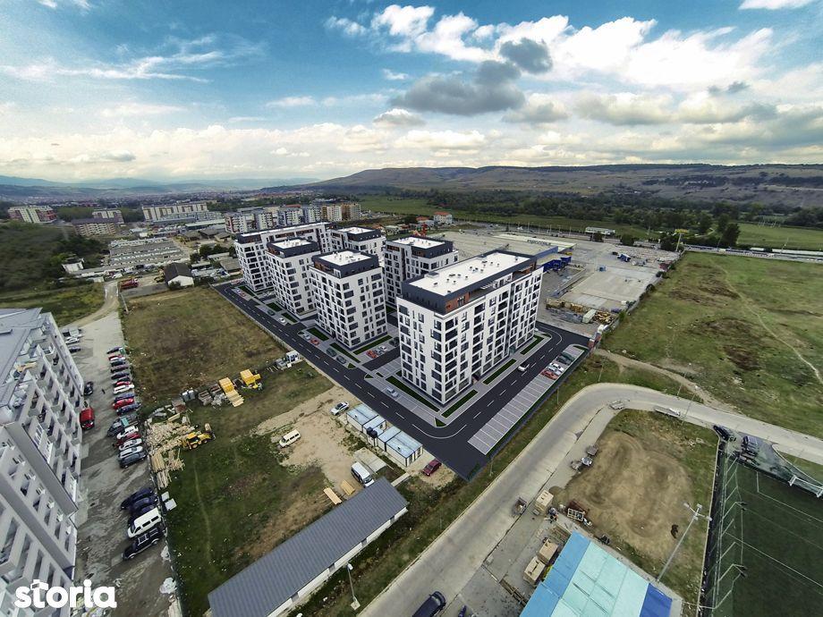 Apartament de vanzare, Cluj (judet), Floreşti - Foto 1010