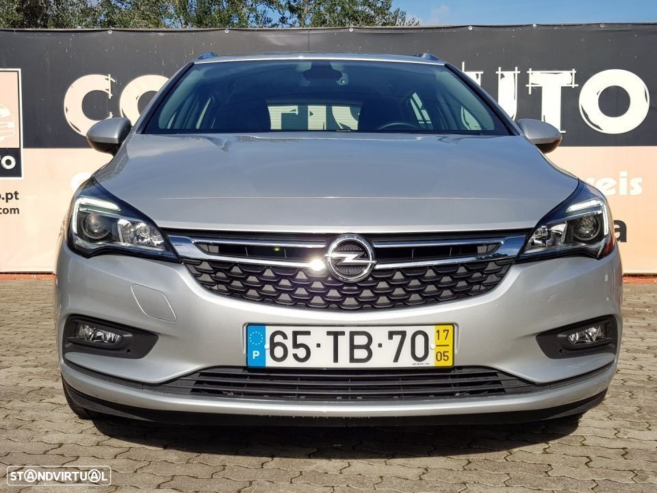 Opel Astra Sports Tourer S/S Edition - 1