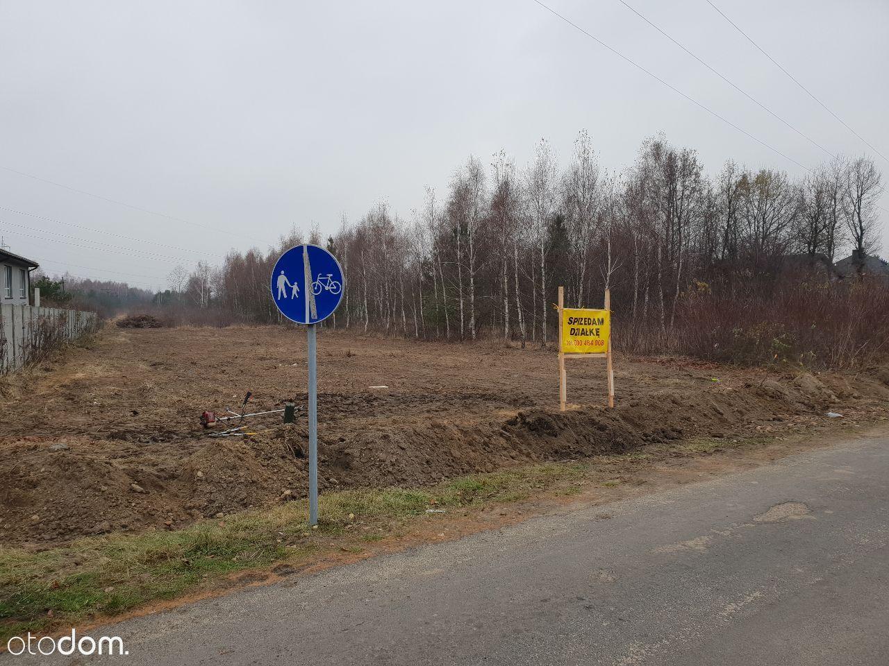 Działka na sprzedaż, Wierzchowisko, częstochowski, śląskie - Foto 4