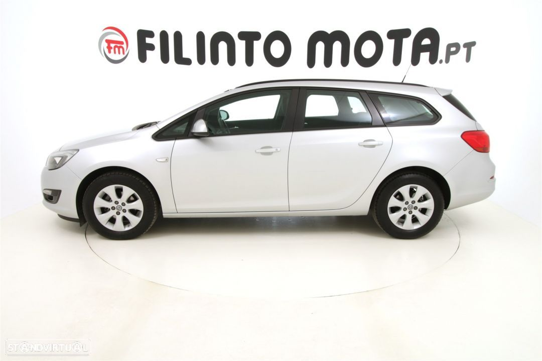 Opel Astra Sports Tourer 1.3 CDTi Selection S/S - 19