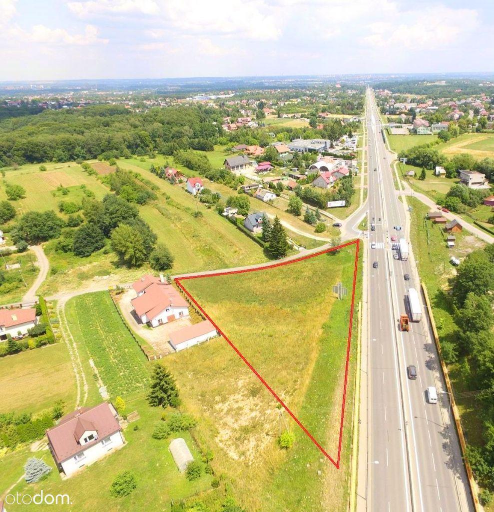 Działka na sprzedaż, Tarnów, małopolskie - Foto 1
