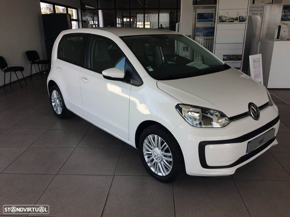 VW Up Move up 75cv - 1