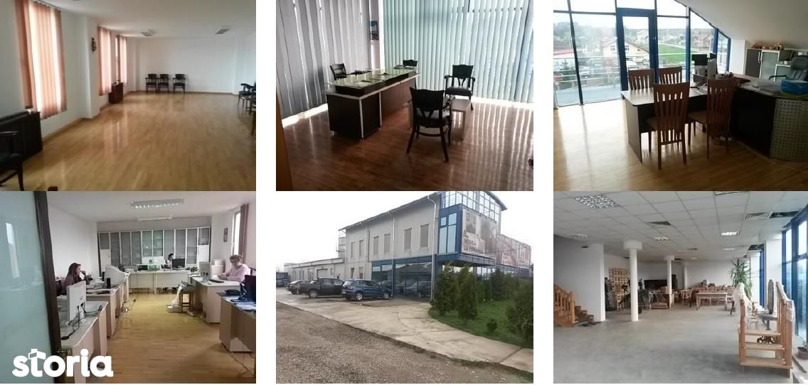 Depozit / Hala de vanzare, Iași (judet), Paşcani - Foto 2