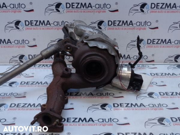 Turbosuflanta, Vw Golf 6, 2.0tdi, CBAA - 2