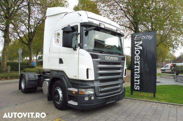 Scania R420 Highline - 1
