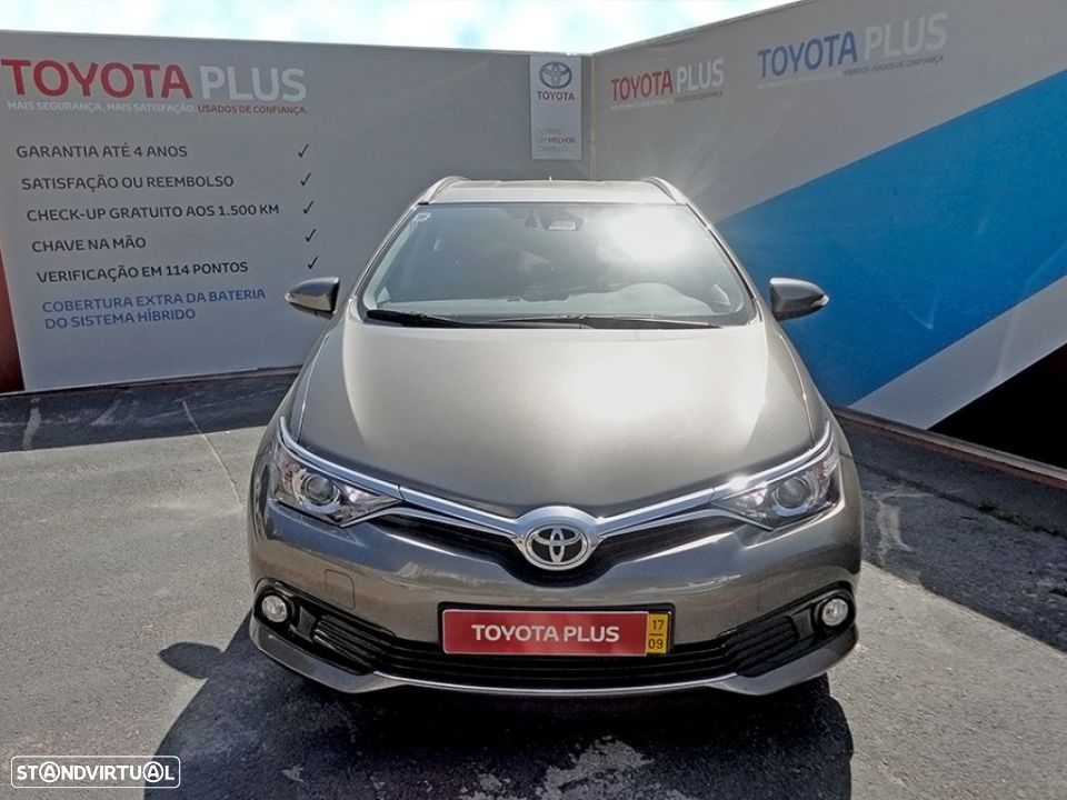 Toyota Auris Touring Sports 1.4D Comfort Pack Techno Pack Sport TS - 2