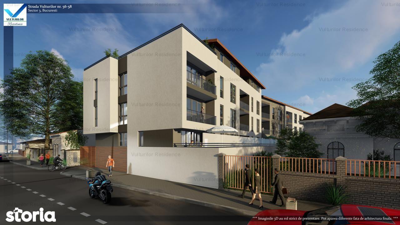 Apartament de vanzare, București (judet), Strada Vulturilor - Foto 3