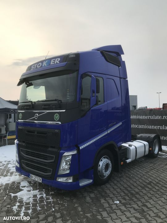 Volvo FH460 - 2