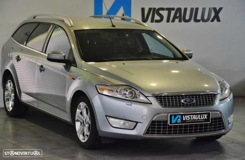 Ford Mondeo SW 1.8 TDCI - 1