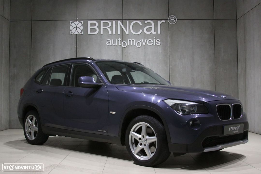 BMW X1 18d sDrive (143cv) - 2