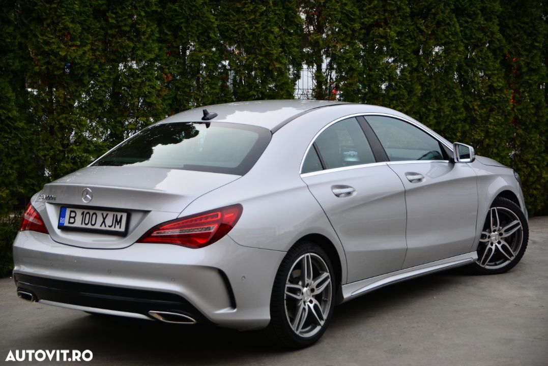 Mercedes-Benz CLA - 10