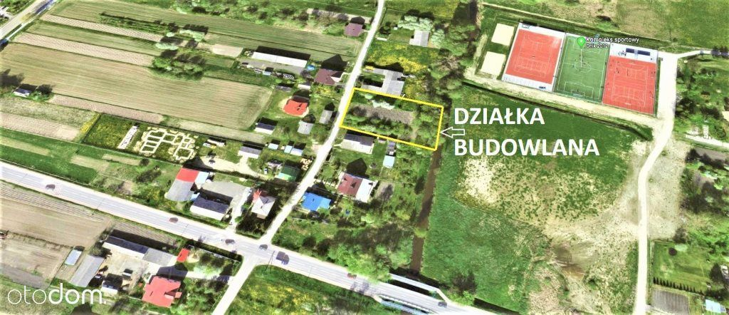 Działka na sprzedaż, Stara Wieś, łęczyński, lubelskie - Foto 2