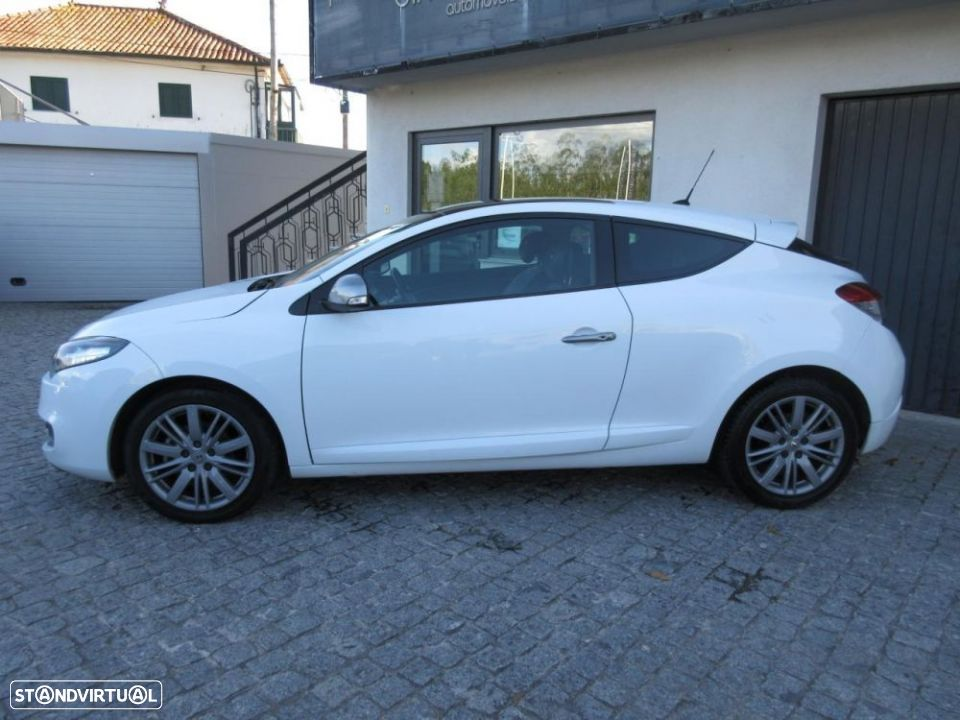 Renault Mégane Coupe 1.5 dCi GT Line SS - 3
