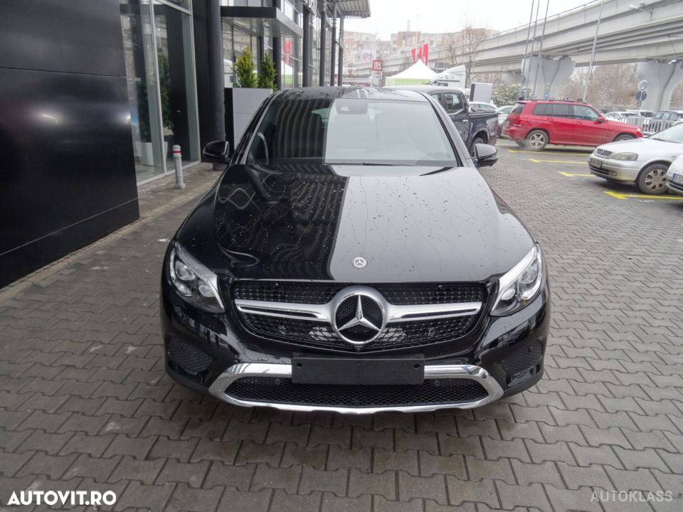 Mercedes-Benz GLC Coupe - 2