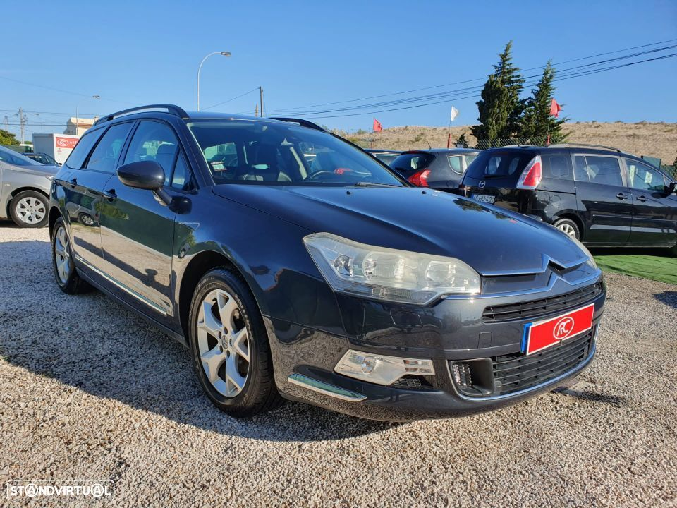 Citroën C5 Tourer 1.6 HDI SEDUCTION - 1