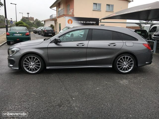 Mercedes-Benz CLA 220 CDI SHOOTING BRAKE AMG LINE AUT. - 6