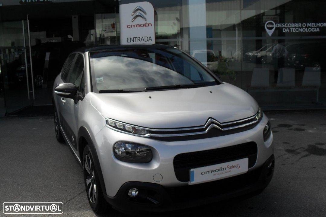 Citroën C3 1.2 puretech 82cv feel - 1