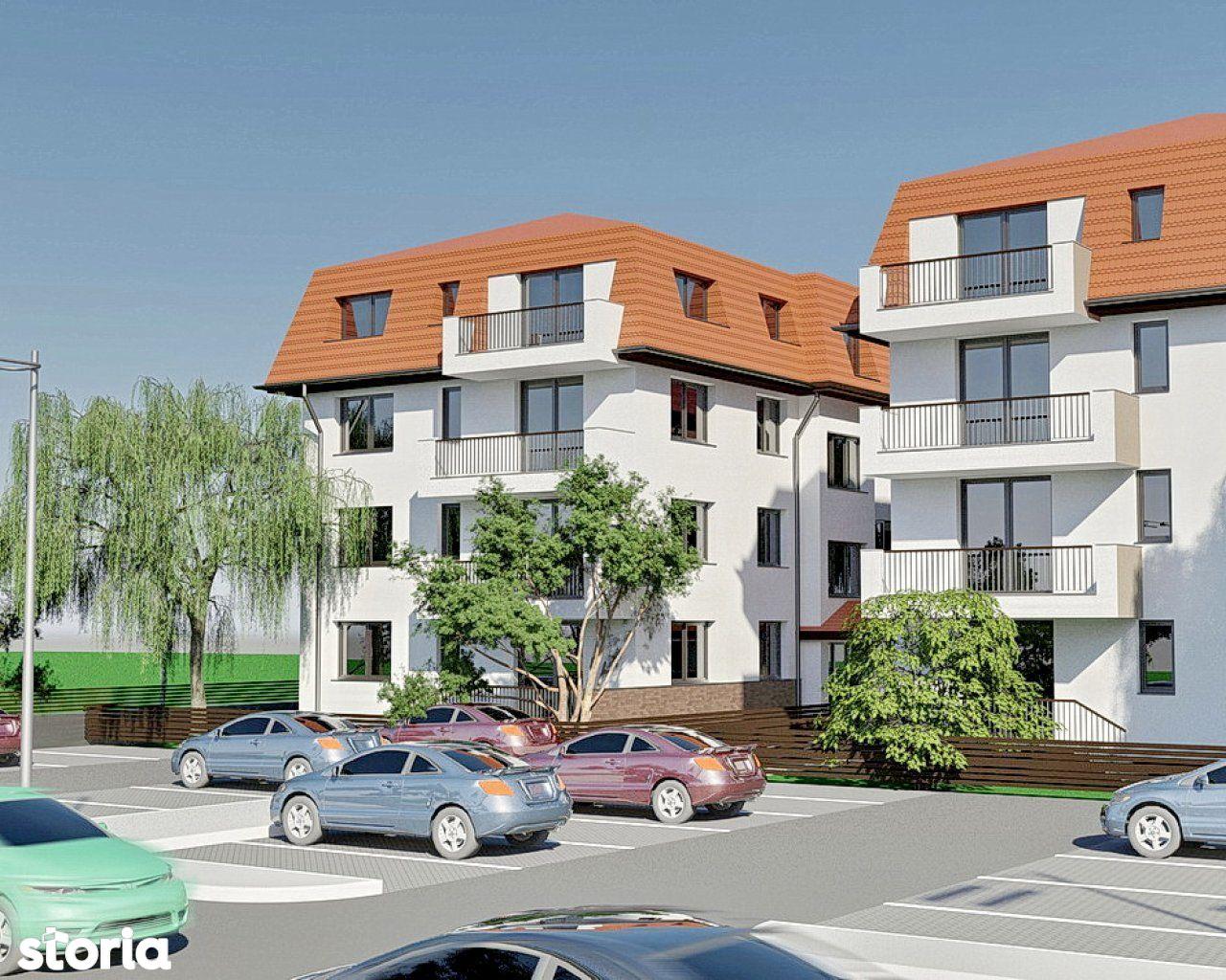 Apartament de vanzare, Brașov (judet), Sânpetru - Foto 1