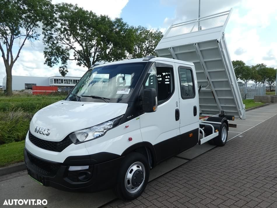 Iveco DAILY 35 C110 DC TIP - 1