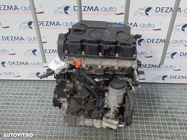 Motor , Vw Touran 1.9tdi - 2