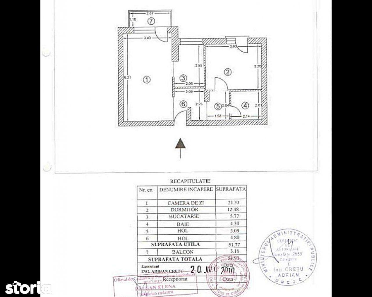 Apartament de vanzare, București (judet), Intrarea Cpt. Preotescu Gheorghe - Foto 15