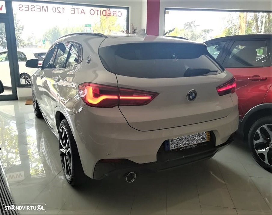 BMW X2 sDrive 16d Advantage Cx Auto Pack M - 17