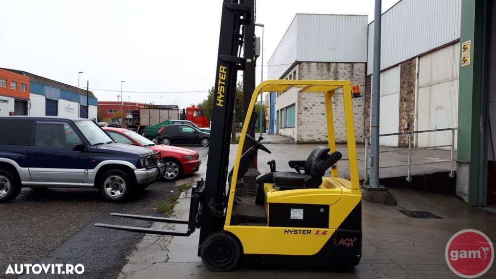 Hyster J1.60XMT - 1