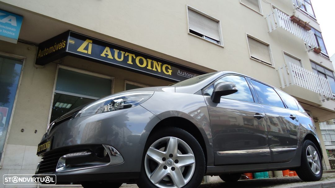 Renault Grand Scénic 1.5 DCI LUXE 7 LUGARES - 1