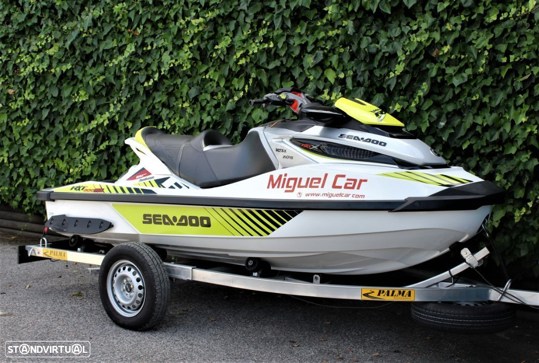 Sea-Doo RXT 300 Rs - 1