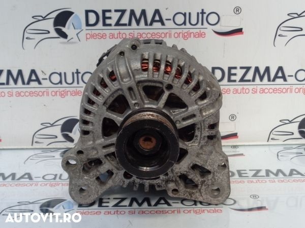 Alternator , Vw Golf Plus 1.4b, BUD - 2