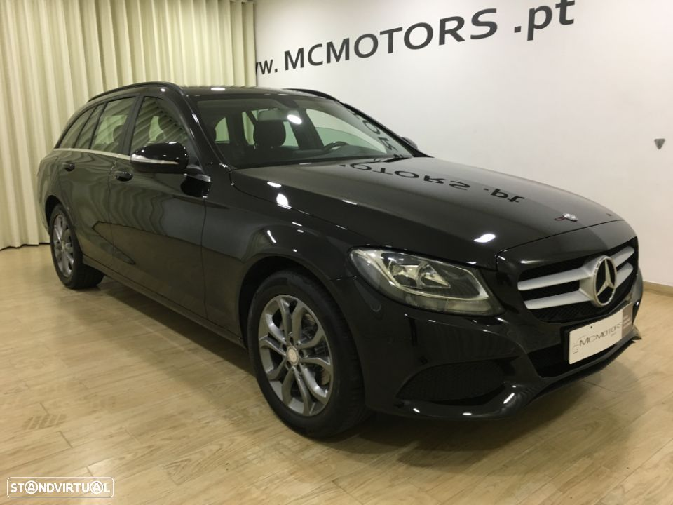 Mercedes-Benz C 200 BlueTEC - 1