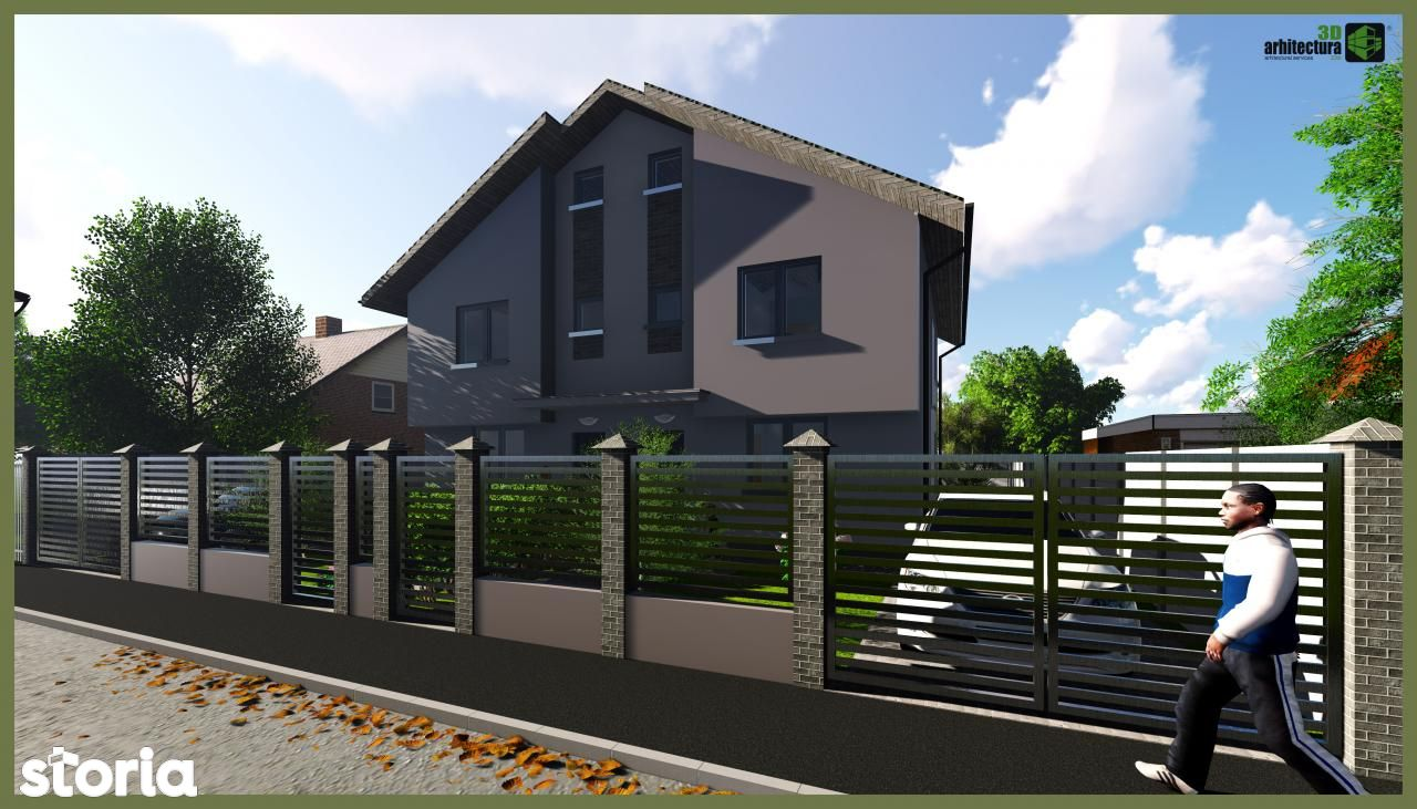Casa de vanzare, Ilfov (judet), Independenței - Foto 9