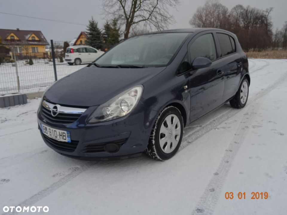 Opel Corsa Limited Edition 111 Opel, panoramadach - 1