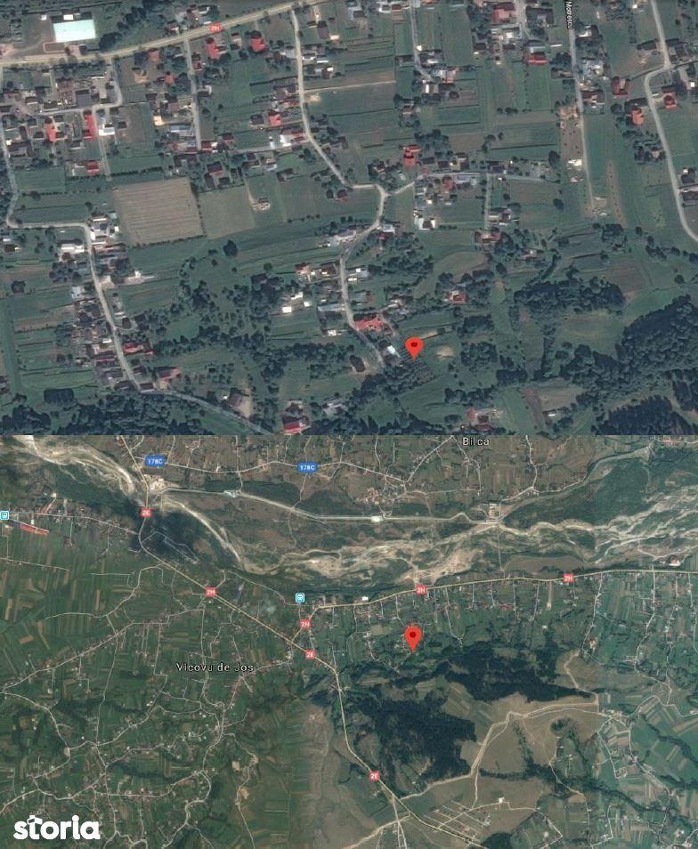 Teren de Vanzare, Suceava (judet), Vicovu de Jos - Foto 2
