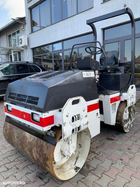 Bomag Cilindru Compactor BOMAG BW120AD-03 - 1