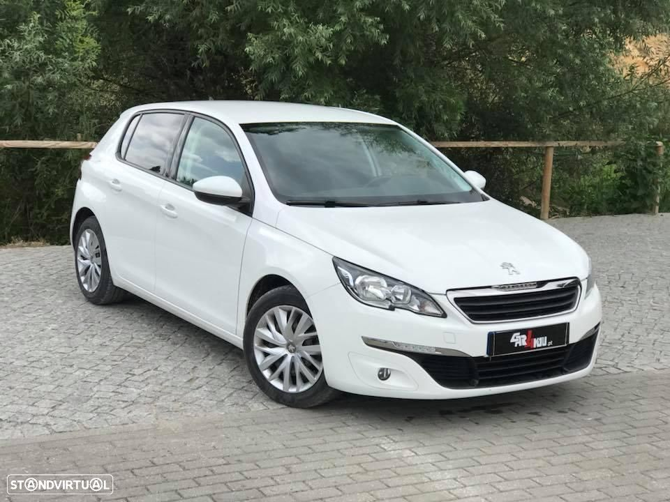 Peugeot 308 1.6 HDi Active - 1