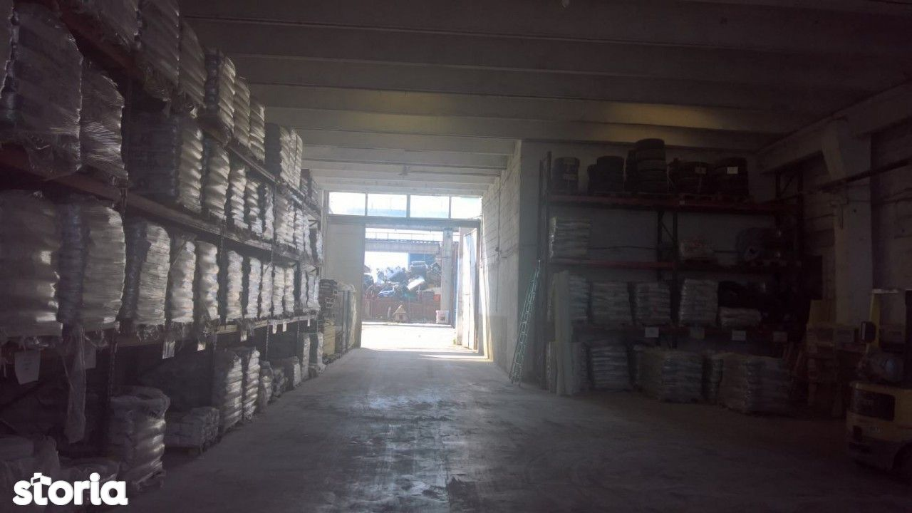 Depozit / Hala de vanzare, Iasi, Zona industriala - Foto 9