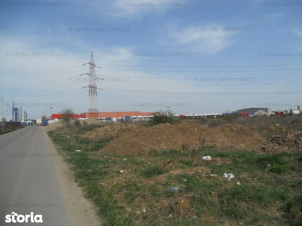 Teren de Vanzare, Ilfov (judet), Bulevardul Biruinței - Foto 8