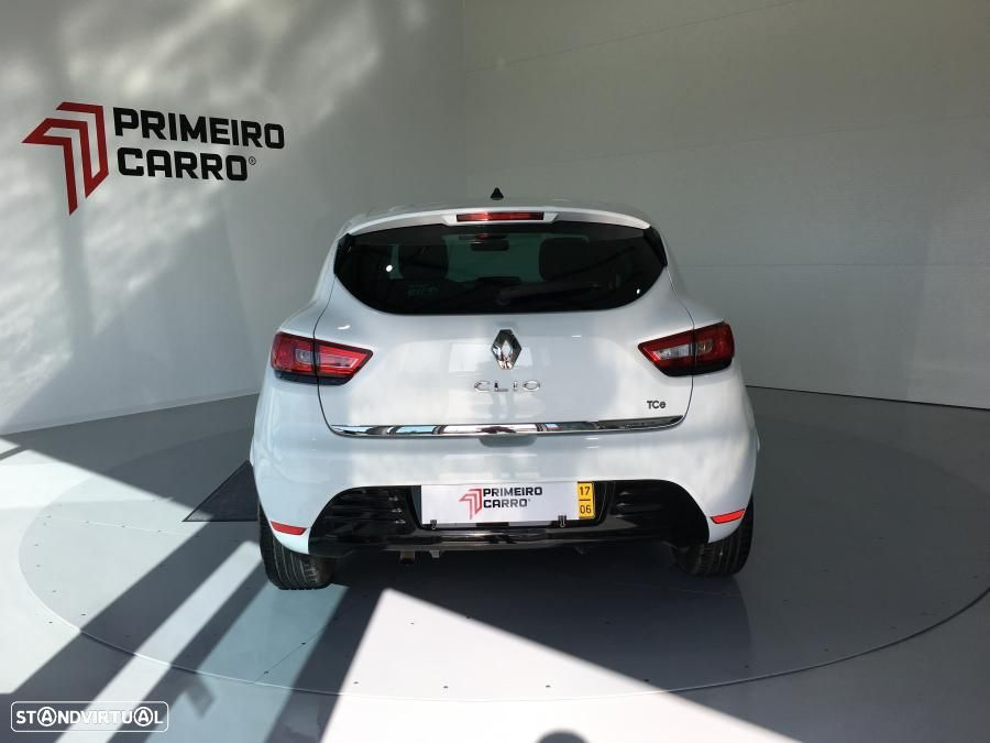 Renault Clio 0.9 TCe Limited GPS 90cv - 14