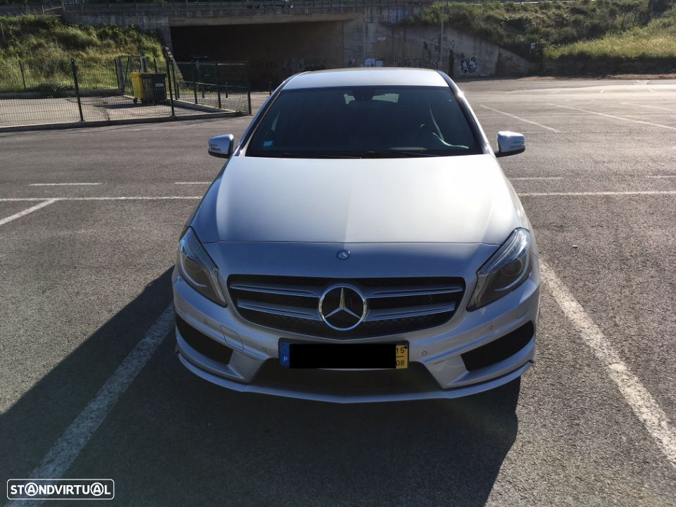 Mercedes-Benz A 180 CDI Pack AMG - 8