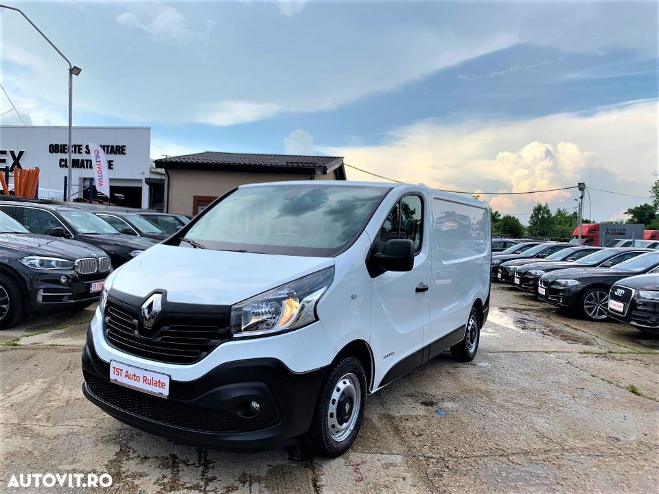 Renault TRAFIC 89000KM-IMPORT GERMANIA - 7