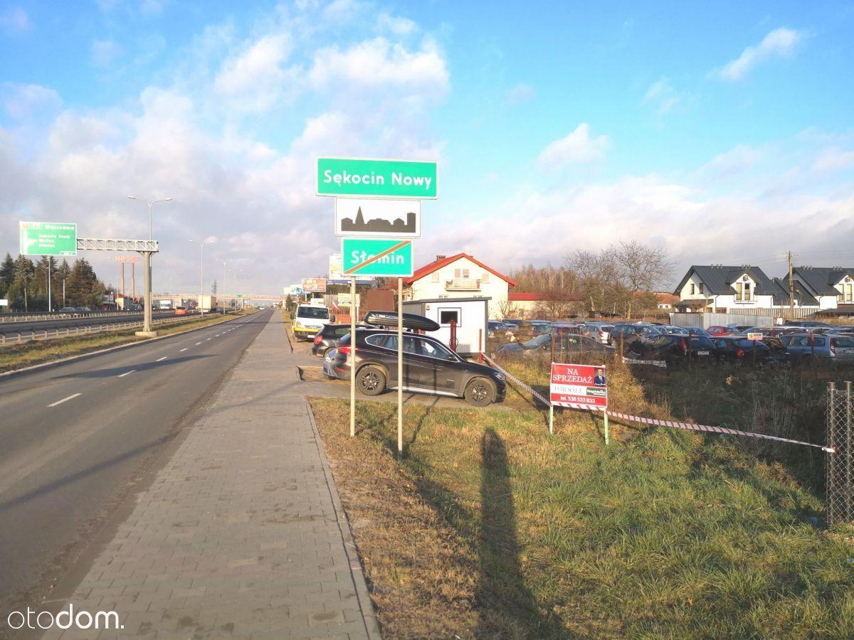 Działka na sprzedaż, Sękocin Nowy, pruszkowski, mazowieckie - Foto 1