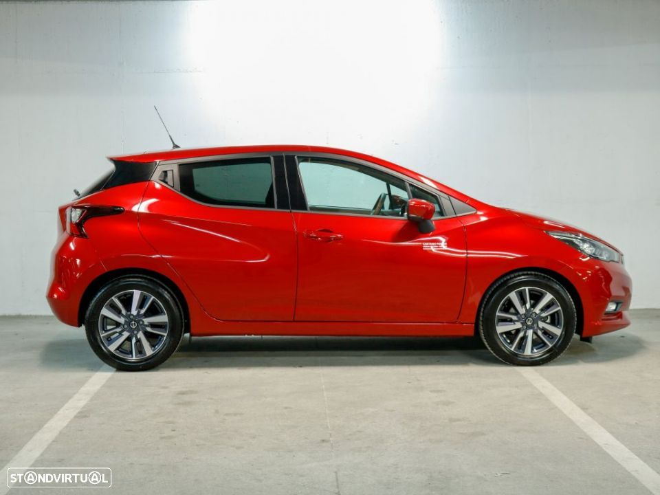 Nissan Micra 1.5dCi 66 kW (90 CV) S&N-Connecta P360+LED - 2