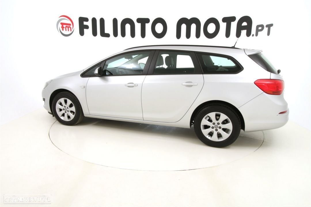 Opel Astra Sports Tourer 1.3 CDTi Selection S/S - 17