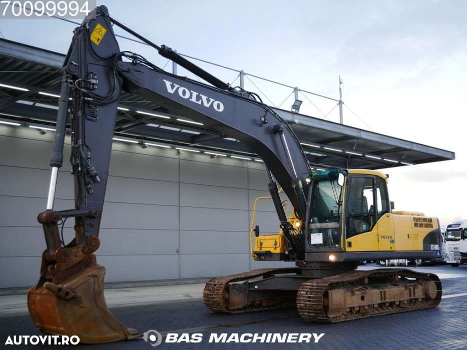 Volvo EC240C L Nice and clean condition - 1