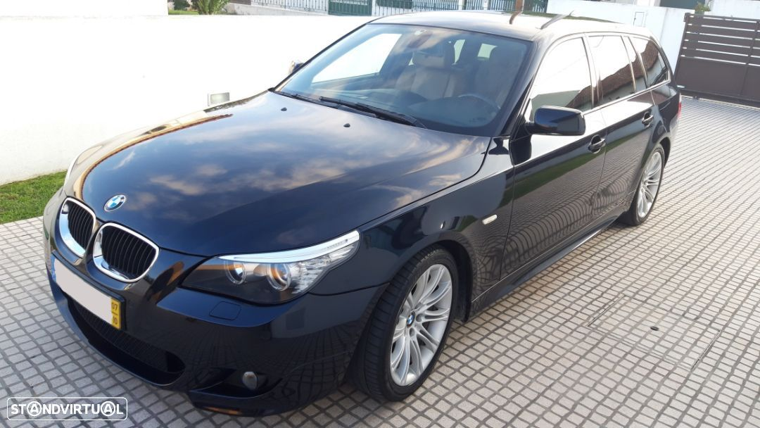 BMW 520 Touring Pack M - 1